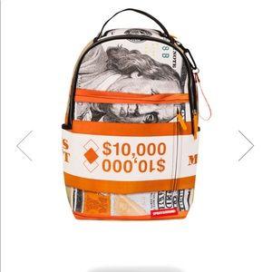 sprayground Bags - 100$